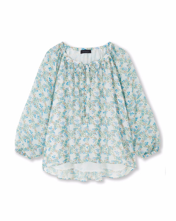 Peasant Blouse - Daisy Chains