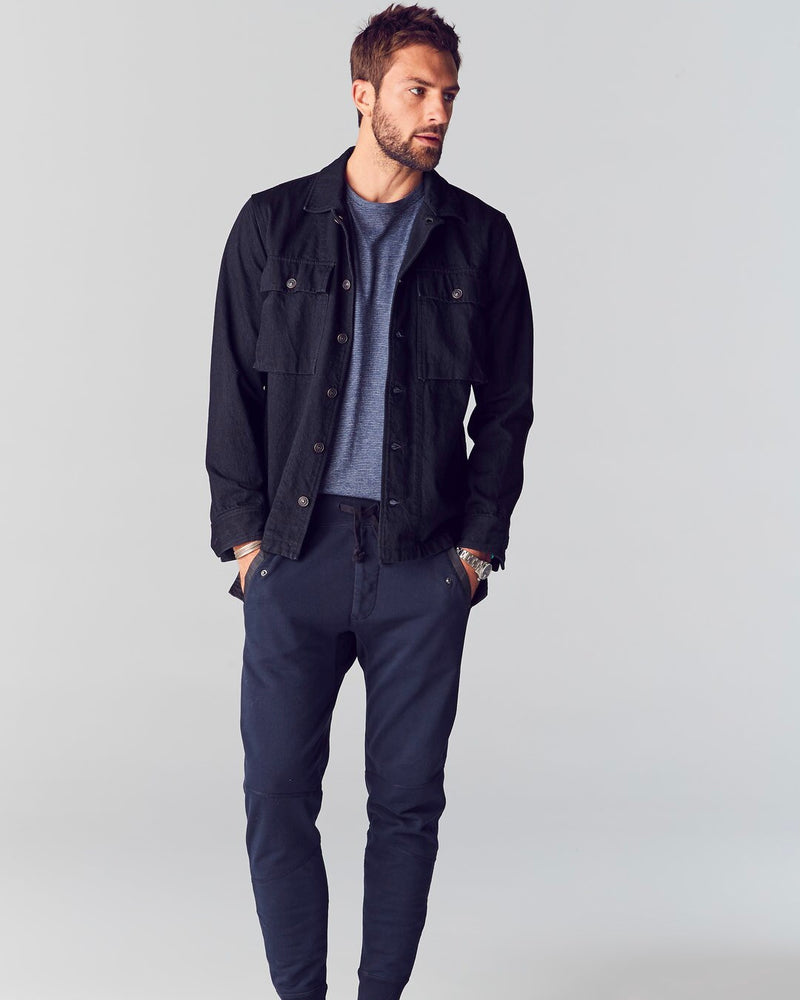 The Wyeth Denim Jacket
