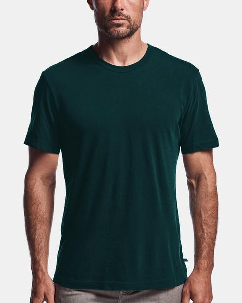 Short Sleeve Crew Tee - Laurel