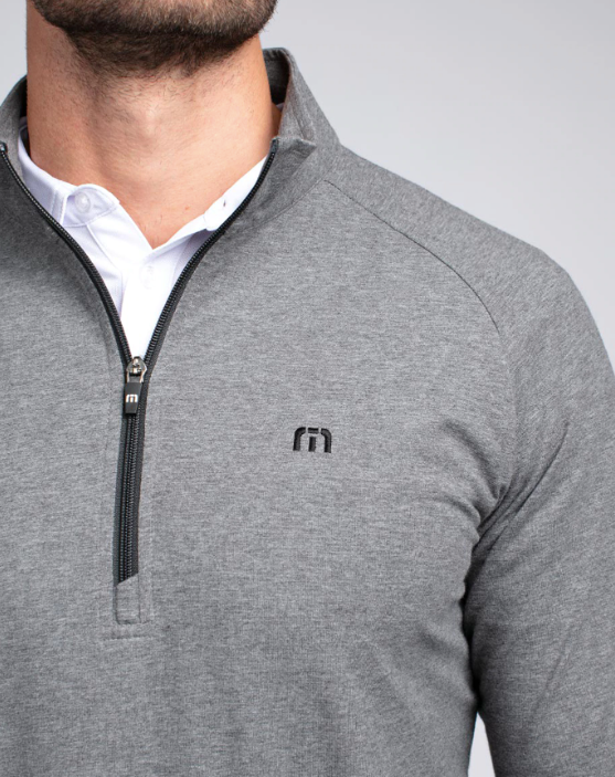 Zachary Quarter Zip