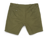 Torres Slub Cotton Drawstring Shorts