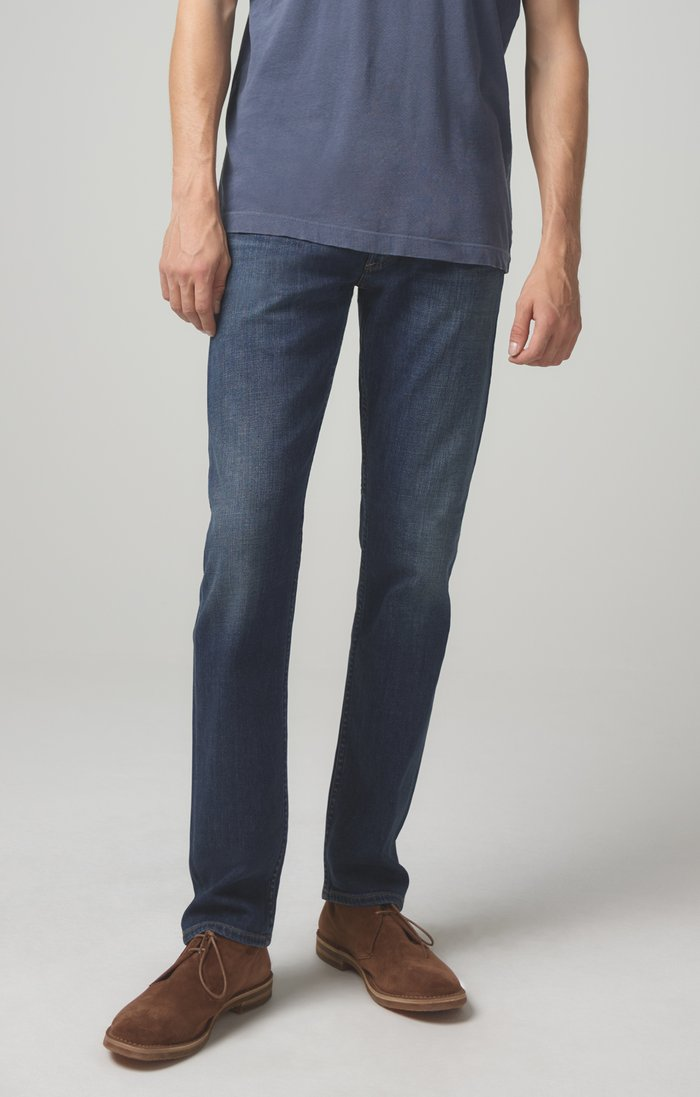 Bowery Standard Slim Fit Perform Denim - Barent