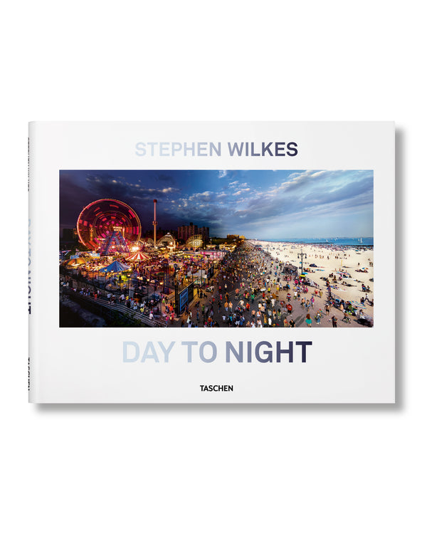 Stephen Wilkes Day to Night