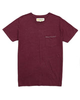 Hemp Pocket Tee - Moby Grape