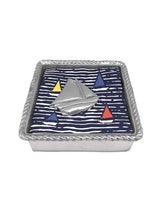 Sailboat Rope Napkin Box