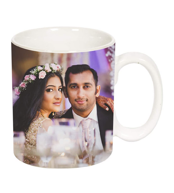 Personalized Ceramic Photo Mugs