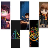 Harry Potter Box Set with 5 Harry Potter Bookmarks Free (Set of 7 Volumes)- Paperback