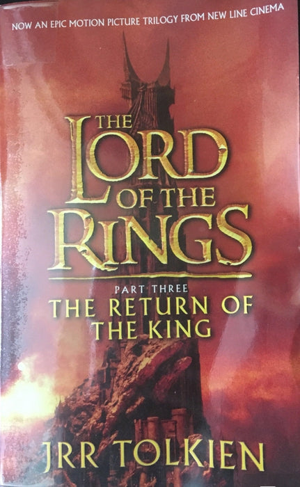 The Lord of the Rings: The Return of the King: Book 3 (Old Paperback) - eLocalshop