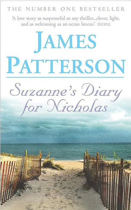 Suzanne's Diary for Nicholas by James Patterson (Old Paperback)