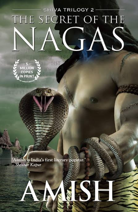 The Secret Of The Nagas (Paperback) - eLocalshop