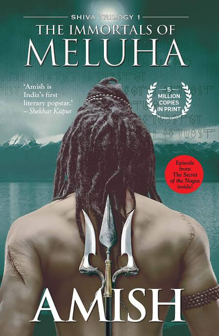 The Immortals Of Meluha-Paperback by Amish (Author) - eLocalshop