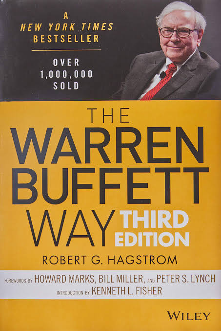 The Warren Buffett Way paperback - eLocalshop