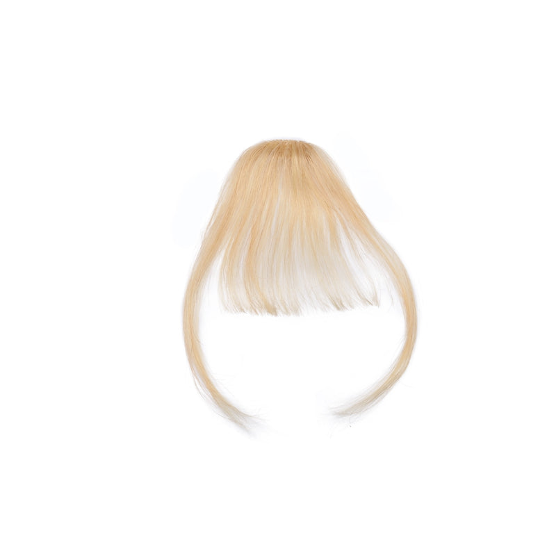 Human Hair Bangs Clip In 7 Colors 14 Styles