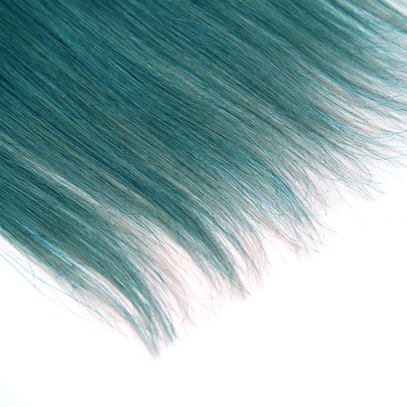 Blue Halo Human Hair Extension
