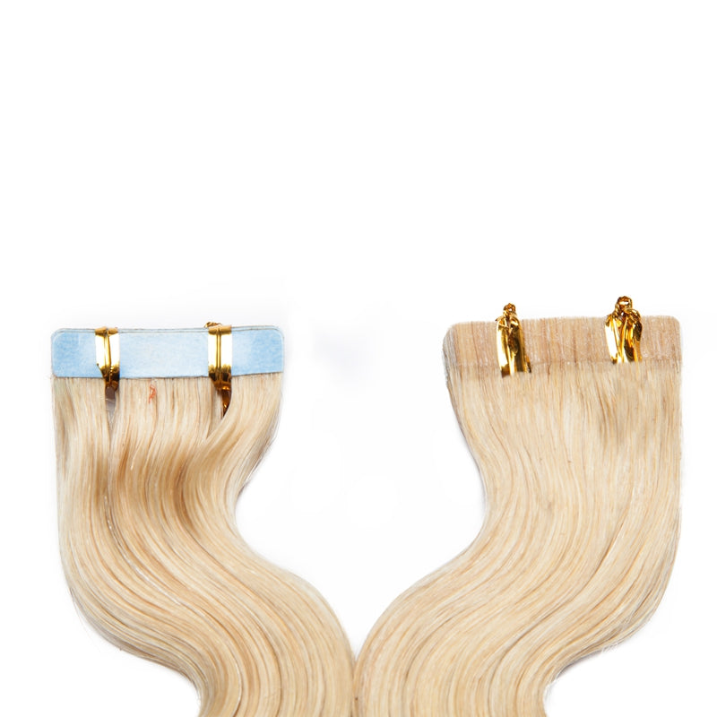 Body Wave Natural Blonde Tape-Ins