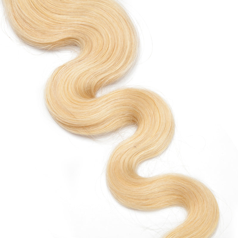 Body Wave Bleach Blonde Tape-Ins