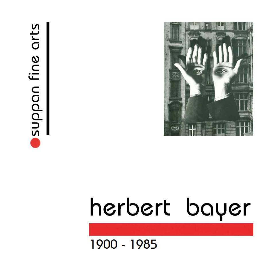 Herbert Bayer | Works from 1925 - 1970