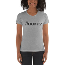 Load image into Gallery viewer, Induktiv logo Women's t-shirt