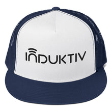 Load image into Gallery viewer, Induktiv Logo Trucker Cap