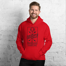 Load image into Gallery viewer, Induktiv zap logo Unisex Hoodie