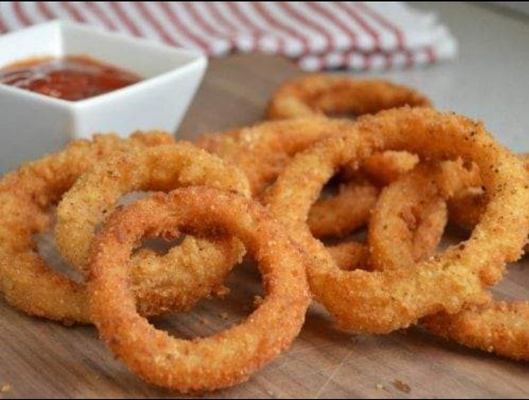 Change to Onion Rings
