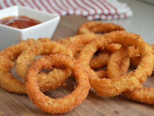 S7 Onion Rings