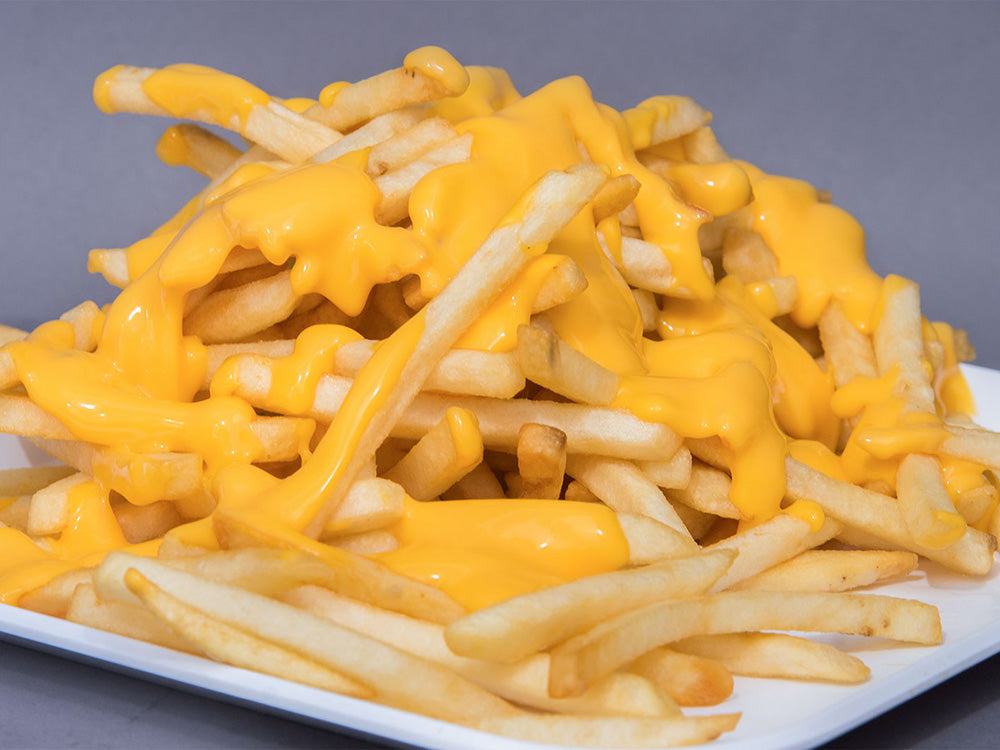 S5 Cheese Fries
