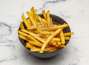 Change Fries to Truffle Fries
