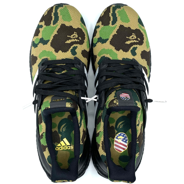 Ultra Boost Bape x adidas camouflage