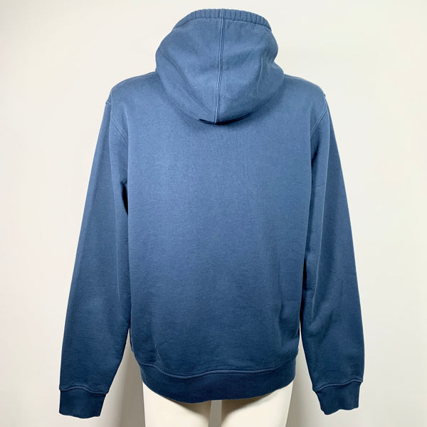 Jacquemus felpa Le sweat Brode' color avio, S