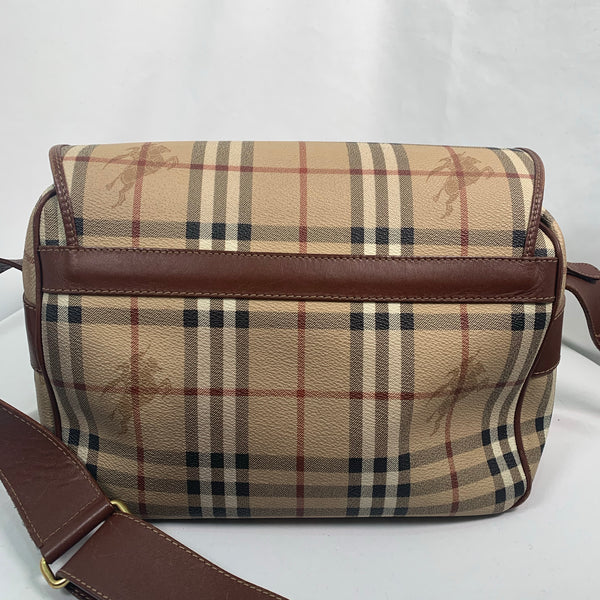 Burberry, bauletto check vintage