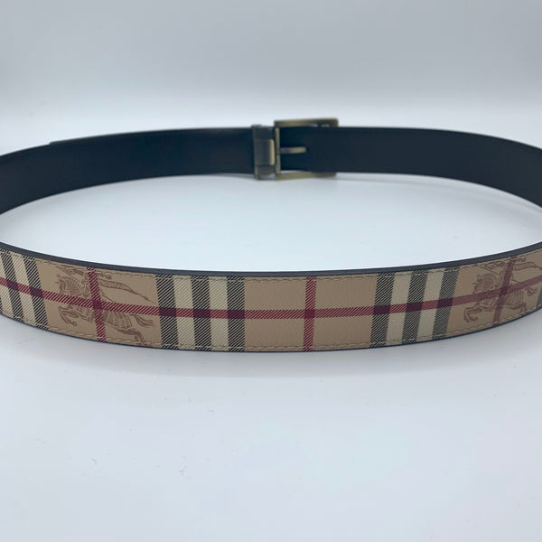Burberry, cintura check