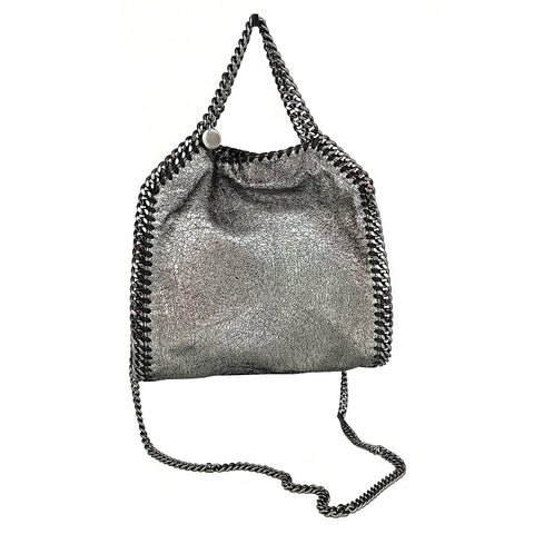 Stella McCartney Falabella mini bag Silver