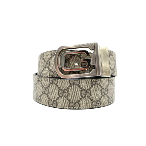 Gucci, men's GG belt