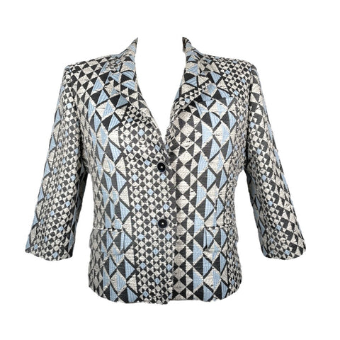 Paul Smith blazer jacquard, 44