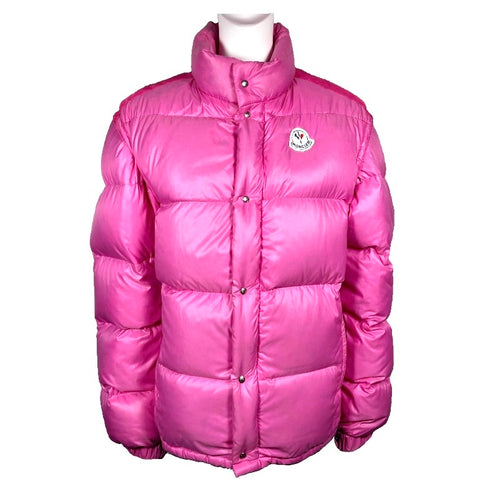 Moncler Grenoble anni'80 rosa bubble, 40