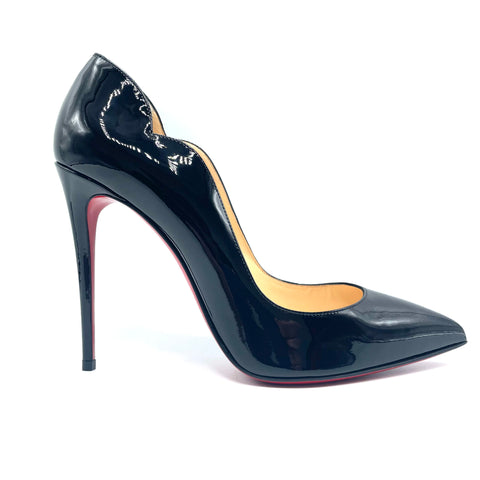 Christian Louboutin patent leather pumps, 39