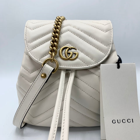 Gucci, Marmont backpack