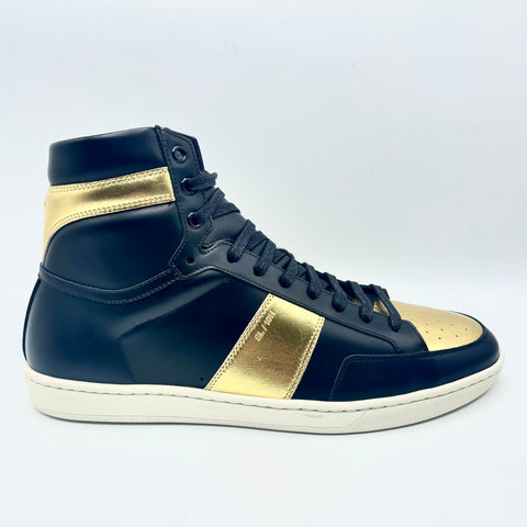 Yves Saint Laurent sneakers Signature Court S/L 10H in leather, 44