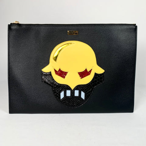 Stella McCartney Superhero pochette eco-pelle