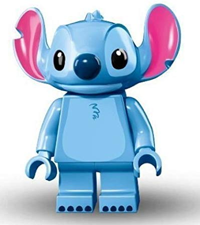 LEGO Disney Stitch Minifigure