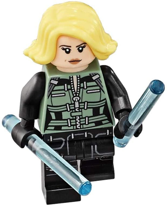 LEGO Avengers - Infinity War: Blonde Black Widow Minifigure 2018