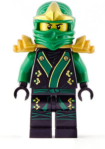 LEGO Lloyd Garmadon Green Ninja Kimono Suit - Ninjago Exclusive