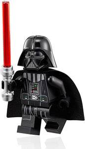 LEGO Starwars Darth Vader Minifigure Removable helmet - 75093