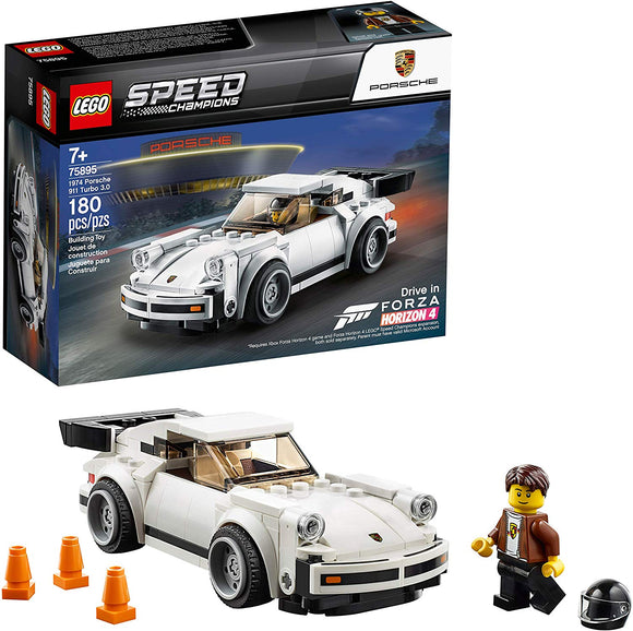 LEGO Speed Champions 1974 Porsche 911 Turbo 3.0 Set 75895 Limited edition: Forza 4