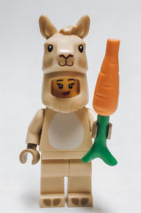 LEGO Llama Girl Minifigure Tina NEW Series 2020