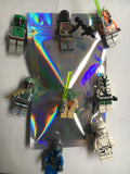 Star Wars BLIND MINIFIGURE BAG $10-$50 Value Figures! Clone Wars Jedi Sith