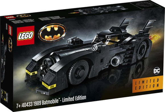 LEGO Exclusive Deluxe 1989 Batmobile mini 40433