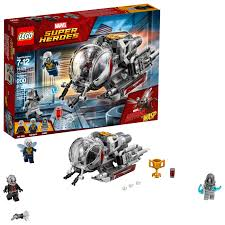LEGO Ant-Man & The Wasp Quantam Realm Explorers Set 76109