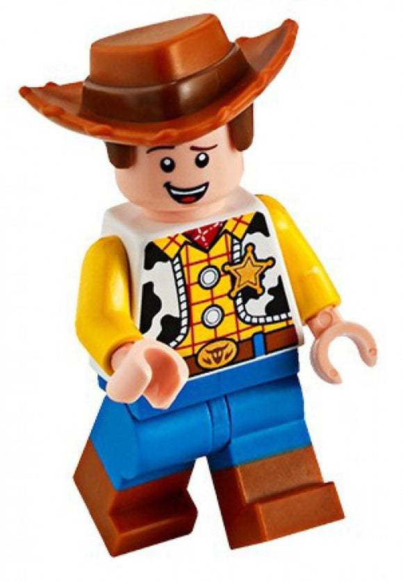 LEGO Disney Woody Minifigure Toy Story
